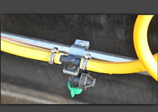Diaphragm Check Valve Nozzle Nozzle For Wet Boom Liquid Fertiliser Nozzles Agriculture Nozzle Nozzle For Crop Spraying